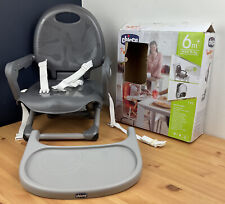 Chicco Pocket Snack Toddler Booster Seat Dining Chair for Children 6m to 3 yr