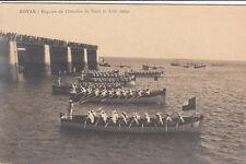 ROYAN régate rameurs escadre nord 6 août 1904 marine nationale marins