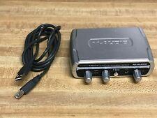 Guitarra de vía rápida de audio-M Micrófono Grabación interfaz digital USB