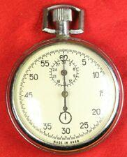 AGAT Vintage Russian USSR mechanical Stopwatch W141