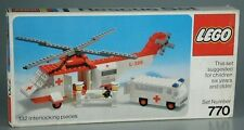 LEGO Legoland Hospital Rescue Set