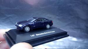 * Gaugemaster GM301 Mercedes Benz CLK Coupe  1:87 Scale HO