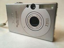 Canon PowerShot Digital Camera ELPH SD1000 7.1MP View Finder 3x Zoom