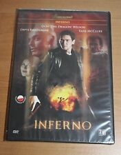 INFERNO (DVD) Don ' The Dragon 'Wilson, Tane McClure -- Region ALL