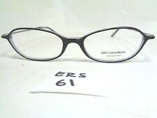 3553dfd8c378 Nos CANDIES Eyeglasses Frame C. Desire BLK Rectangular Black (ERS-61)