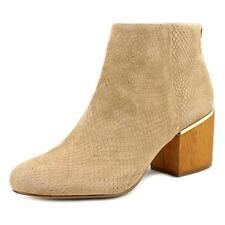 Botas de mujer Calvin Klein de tacón medio (2,5-7,5 cm) de ante