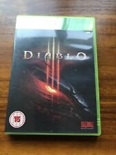 Diablo III (Microsoft Xbox 360, 2013) Fast And Free Delivery