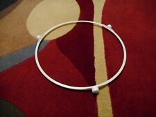 KMCS3022GSS KitchenAid Counter Top Microwave Roller Ring NEW Part Free Ship (E)