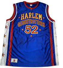 Harlem Globetrotters Big Easy Basketball Jersey #52 Mens Large XL