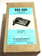 Smalcalda Zusatzgerät ZSS 450 Schwingschleiferaufsatz für Bohrmaschine HBM 480.1