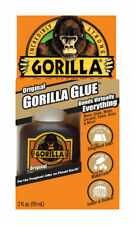 Gorilla Glue - 59ml Alleskleber für Holz, Stein, Metall, Keramik, Glas, Modell..