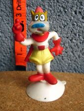 PETEY PATE figure 1989 Wendy's Bakshi toy New Adventures of Mighty Mouse villain