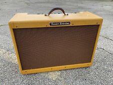 1958 Fender High Power Tweed Twin 5F8-A
