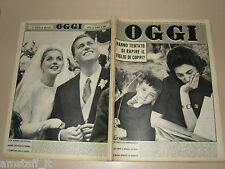 OGGI=1960/18=FINALE LIGURE=SERGEJ BONDARCUK=PAT BOONE=VIRGILIO LILLI=BRASILIA=