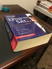 Used 12 Practice Test For 2014 Sat