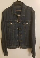 Men's Tommy Hilfiger Denim Jacket Large|NWT|MSRP $169.99|FREE SHIPPING TO USA!!