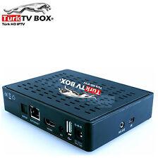 BEST TÜRK TV BOX 300 TÜRKISCHE TV SENDER + 650 FILME + 40 Aktuelle  Türk. Serien