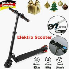 Speedri E-Scooter Elektroroller Cityroller Roller Faltbar 250W Kinder Adult DHL#