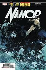 Defenders Best Defense Namor #1 Marvel Comic 1st Print 2018 unread NM