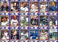 Schalke 04 UEFA Cup Winners 1997 football trading cards