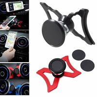360° Cell Phone Holder Car Air Vent Outlet Mount Rotary For Audi A3 & S3