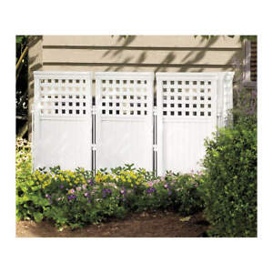 SUNCAST FS4423 Outdoor Screen Enclosure,H 44 In,4Panels
