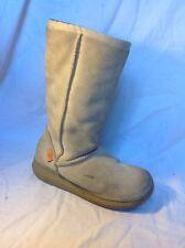 Girls Rocketdog Beige Suede Boots Size 1