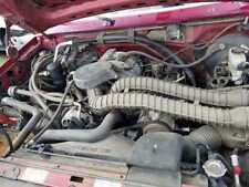 1994 F150 351 WINDSOR 5.8 ENGINE AUTOMATIC E4OD TRANSMISSION PULLOUT DROP OUT