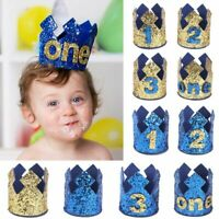Jacobs Baby Crown Hairband Birthday Headwear Photography Props Party Hat