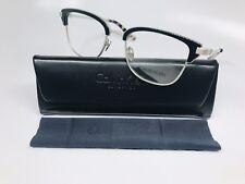 1ea394437b New Calvin Klein Collection CK8066 001 Black   Nickel Eyeglasses 51mm with  Case