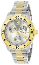 Invicta Women's Angel 21770 38mm Silver Dial Stainless Steel Watch