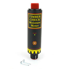 Timber Check Wood Moisture Meter Damp Tester Humidity Detector - 19921