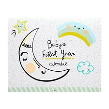 Baby First Year Calendar, Little Dreamer by C.R. Gibson
