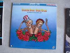 Grateful Dead Dead Ahead Concert Extended Play Laserdisc
