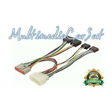 CT10FD04 Bluetooth Parrot SOT T Harness ISO Lead For Ford Fusion 02-06