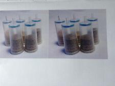 2 x 5 (10 Stück) Filter für Bezzera´, ECM,Gaggia, Espresso-/Kaffeemaschinen