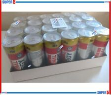 Euro Shopper Energy Drink ORIGINAL 250ml cans - Case of 24 cans