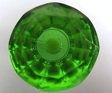 commode placard Poignées tirer vert moyen COUPE VERRE BOUTON DE PORTE 40 mm
