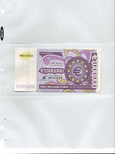 *20+20 PAGES*20-3-POCKETS+20-4-POCKETS CURRENCY COLLECTORS HOLDERS SLEEVES*N14 *