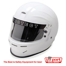 Pyrotect Pro Sport Helmet, Medium, SA2015 White New Low Price!