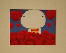 """Mackenzie Thorpe """" ALL IS LOVE """" ART PRINT"""