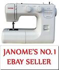 Janome JR1012 Sewing Machine + Extension Table - A Great Sewer for Everyday Use