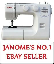 Janome JR1012 Sewing Machine + ULTIMATE PACK - A Great Sewer for Everyday Use