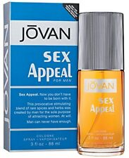 Jovan Sex Appeal Cologne For Men 88 ML