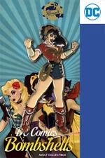 Wonder Woman Bombshells-exclusivo coleccionista Collectors pin metal-DC Comics