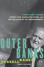 Outer Banks: Three Early Novels - Good - Banks, Russell - Paperback