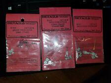 HO Details GT-916, SS915 & SS917 1 of each NIP