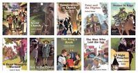 NEW Religious Heritage Series Set of 10 Louise Vernon Paperback Herald Press