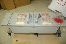 FRANK ADAMS SHUTLBRAK FCSAW3633  PANEL BOARD SWITCH  30 AMP, 600 VOLT