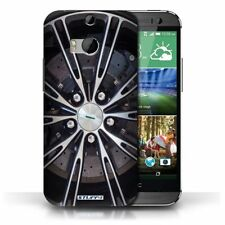 Étuis, housses et coques argentés HTC One M8 pour téléphone mobile et assistant personnel (PDA) HTC